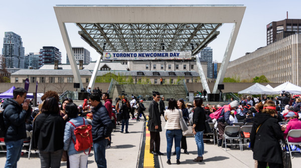 Toronto Newcomer Day 2019