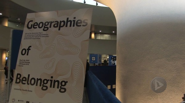 Geographies of Belonging - Toronto Newcomer Day