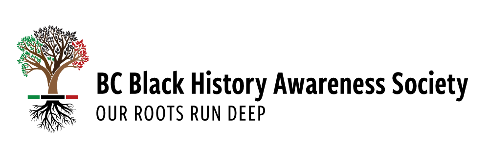 BC Black History Awareness Society logo